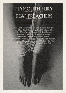 Plymouth Fury Deaf Preachers TOUR